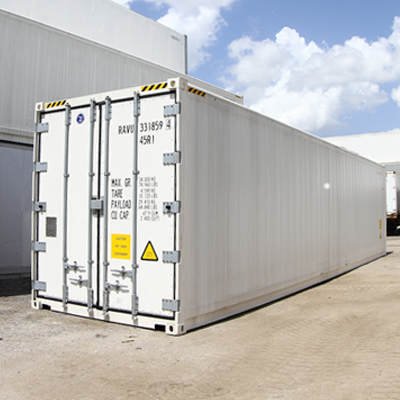 40′ Refrigerated Container