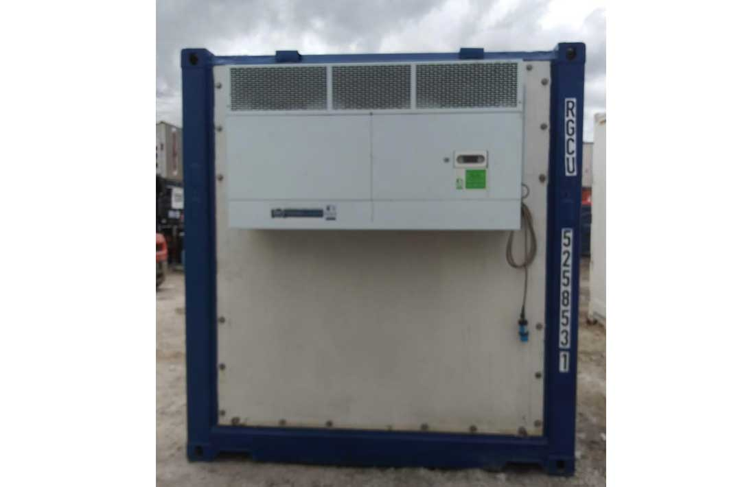 Single Phase Reefers (100% Electric)
